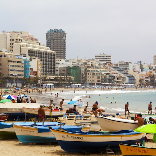 Las Palmas är ett underskattat stads- och strandresmål.