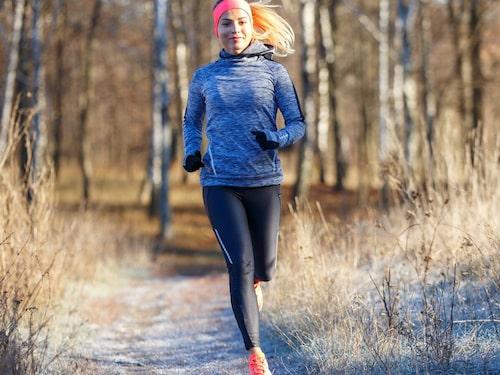 Motion kan höja humöret och dämpa stress och oro.