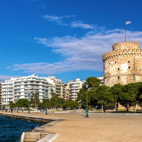 Thessaloniki har Greklands bästa nattliv – och flera stränder.