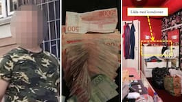 Polisens bilder avslöjar sexköpen på salongen