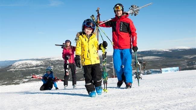 Val Gardena i Italien är den skidort du får mest skidåkning för pengarna, enligt STS Alpresor.