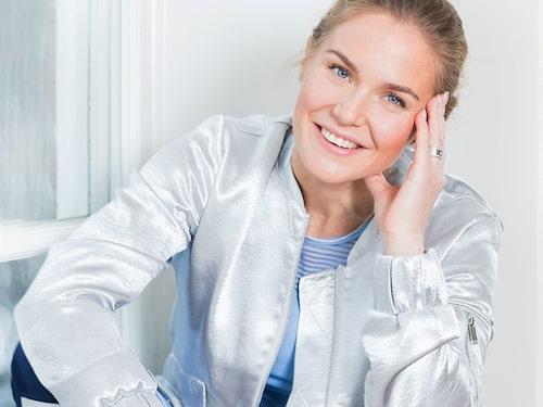 – Jag tycker att det är viktigt att inte se gravida som en homogen grupp, säger Lovisa 'Lofsan' Sandström.
