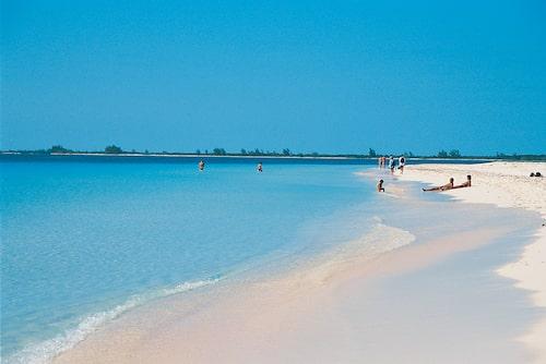Kubas Varadero beach