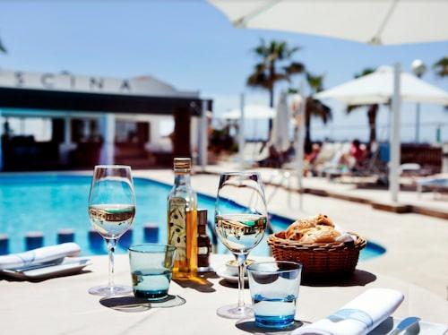 Mallorcas första designhotell Hotel Portixol.