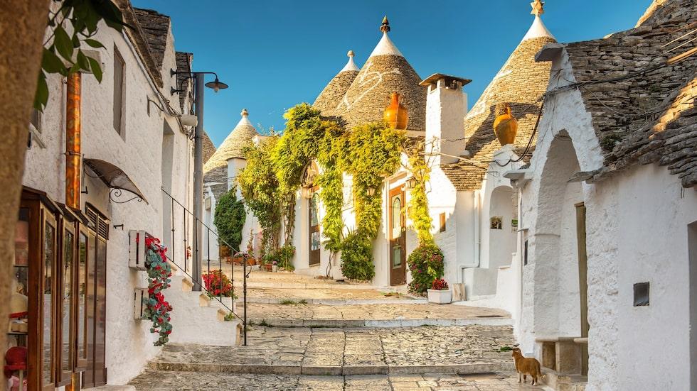 Europa är fyllt av sagolika städer och byar.