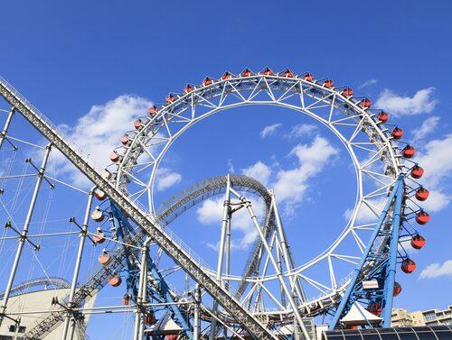 Big O – ett hjul utan mittpunkt.