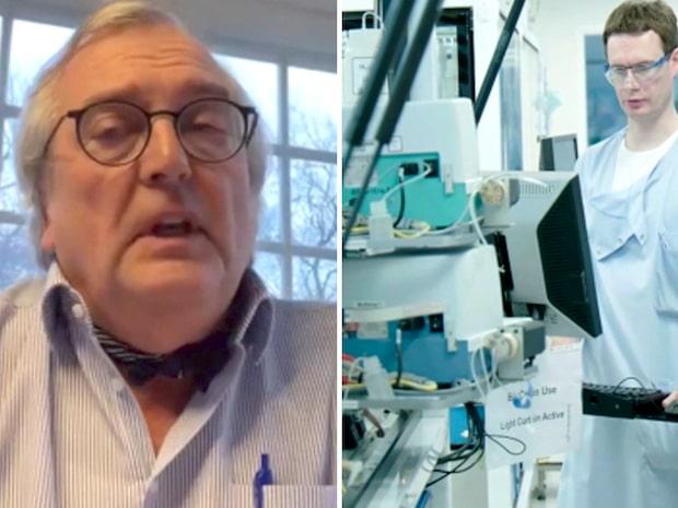 Svenska företaget utvecklar vaccin i pulverform