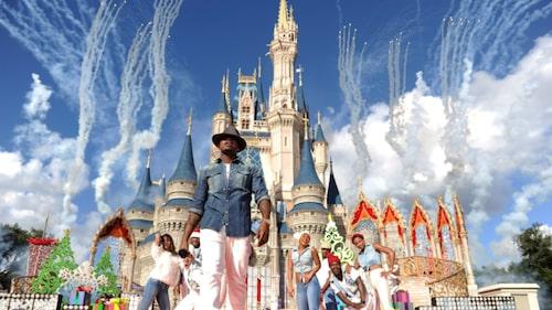 Disney Wold är för turistigt.