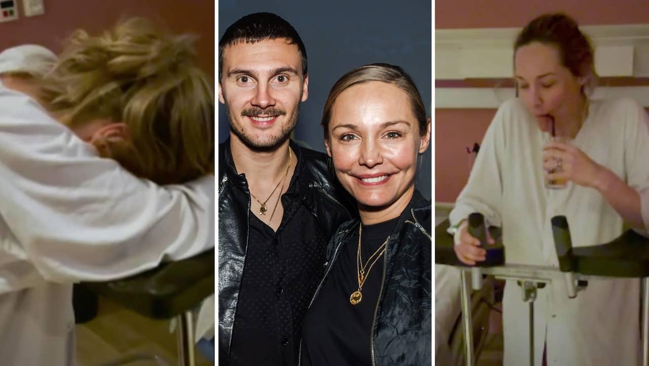 """Carina Bergs ord om relationen till Kristian Luuk – 5 år efter skilsmässan: """"Jag är ju…"""""""