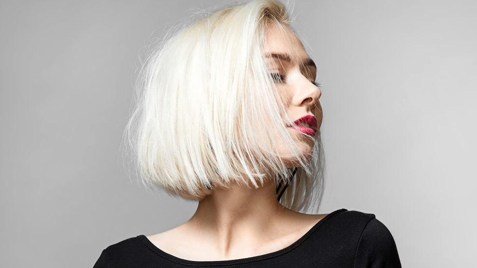 Oavsett om du är platinablond eller har valt en mörkare beige blond nyans är blekning någon som sliter på håret. Därför är det viktigt att vårda och hålla efter.