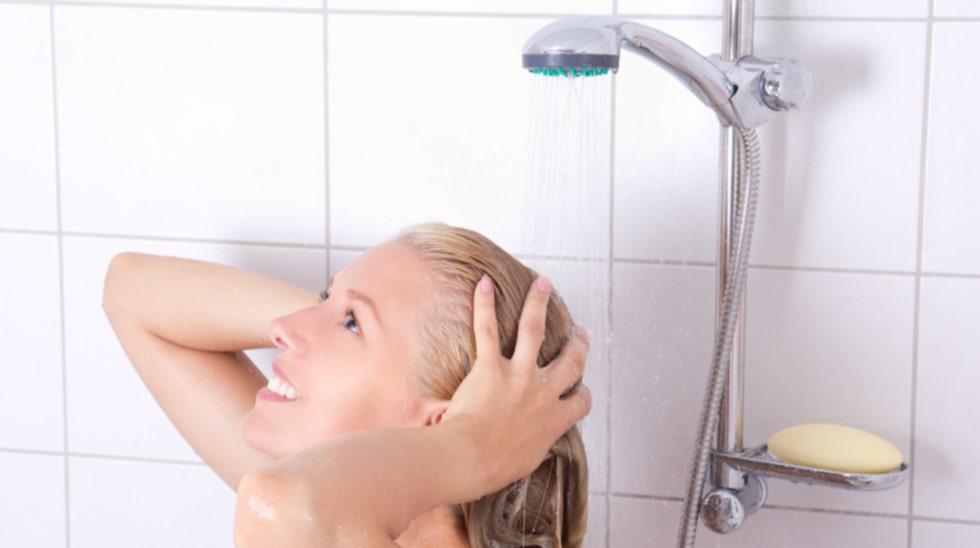 Kallt vatten sätter i gång blodcirkulationen i kroppen.