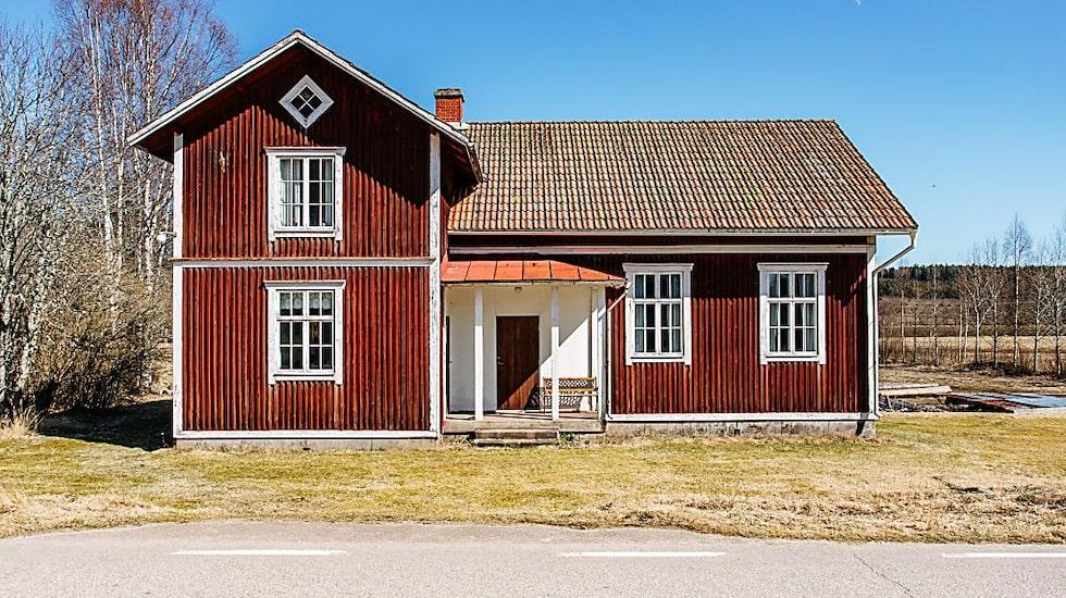 Missionshuset ligger i Värmland och är nu till salu för 495 000 kronor.