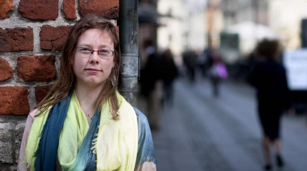 Susann Söderberg, 28, har endometrios och är ordförande i Endometriosföreningens avdelning i Skåne