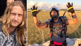 Nils, 37, planerade hopp med mamman – dog i flygkraschen