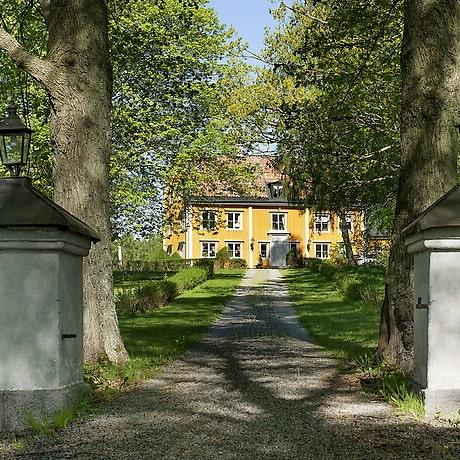 Älvsunda gård i Upplands Väsby.