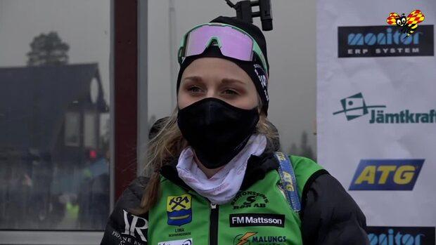 """Stina Nilsson efter premiären: """"Så skönt att vara igång"""""""
