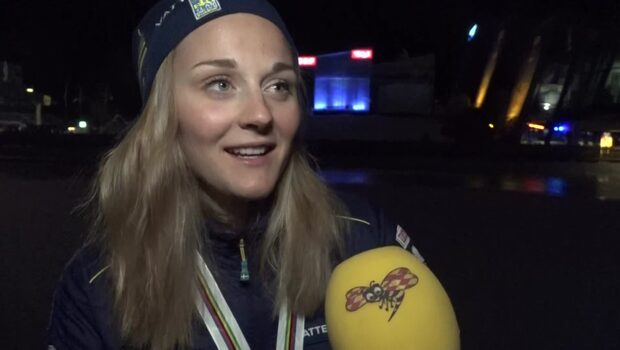 """Nilsson efter VM-bragden: """"Otroligt stolt"""""""