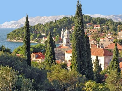 Split är näst största stad i Kroatien.