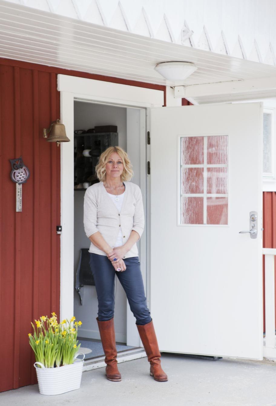 Som en av alla mästerslöjdare ställer Anna Wengdin ut i sommar på Sätergläntan, skolan för slöjd och hantverk i Insjön.