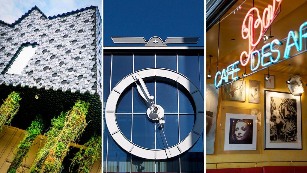 Basel – arkitektur, konst och nattliv.