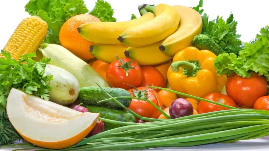 Färska frukter och grönsaker minskar risken mot att dö i förtid.