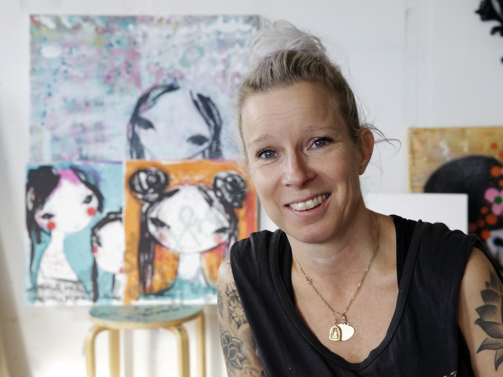 Nu kan du handla Lisa Rinnevuos signerade litografierer, exklusivt framtagna för LEVA&BO:s konstgalleri. Klicka på plustecknen i bilden för att lägga direkt i din varukorg.