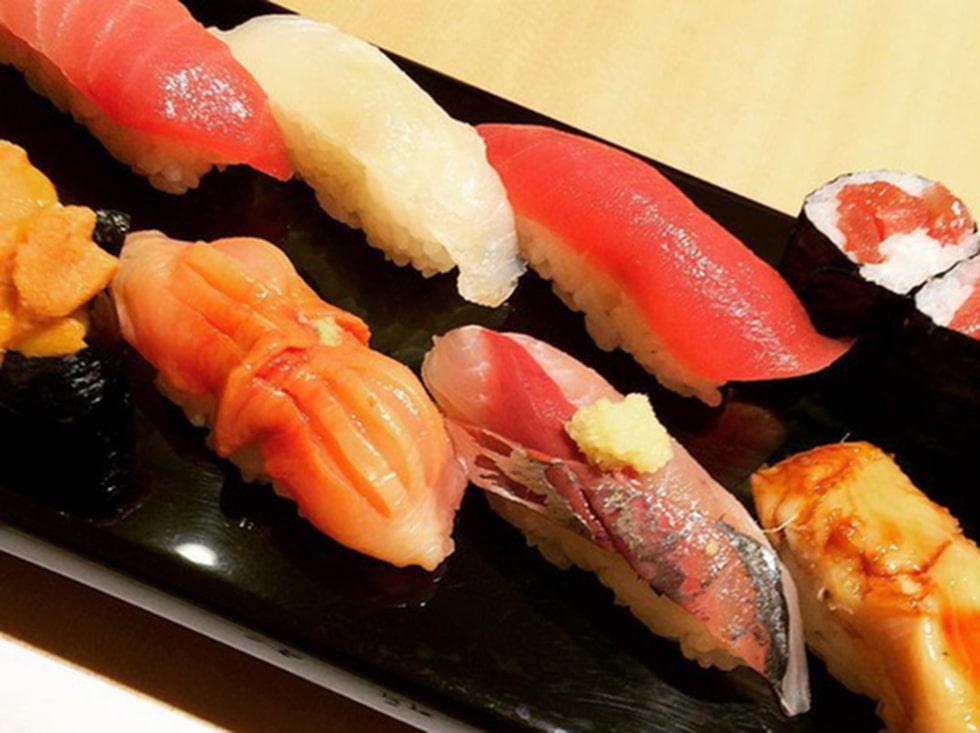 Krogen är känd över hela världen för sin fantastiska sushi.