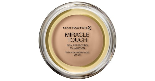 Miracle Touch Foundation, Max Factor