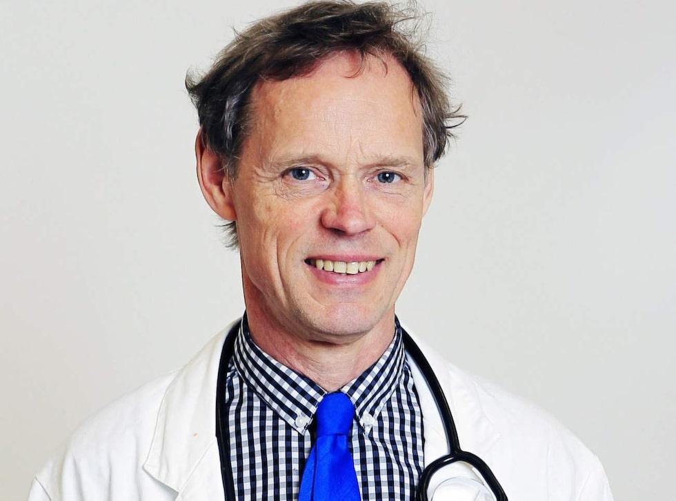 Läkaren Johan Armfelt synar vanliga huskurer.