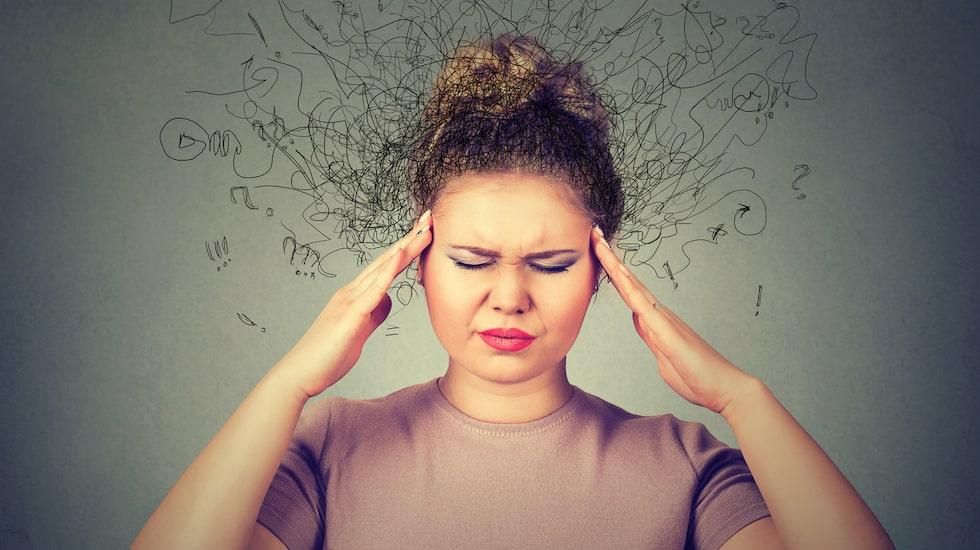 Börjar ångesten ta över ditt liv och styrs dina tankar av tvångsmässiga tankar kan du lida av OCD