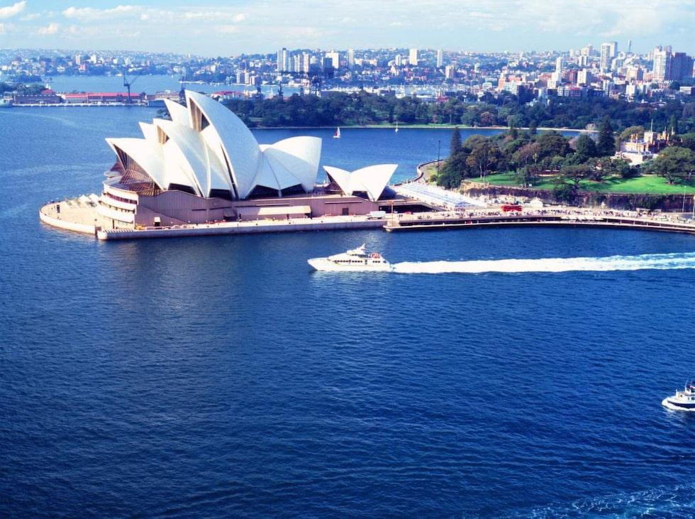 I Australiens solglittrande pärla Sydney finns det mesta för de flesta.