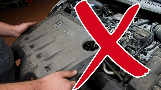 Allt fler städer i europa vill förbjuda dieselbilar på grund av skadliga utsläpp av kväveoxider.