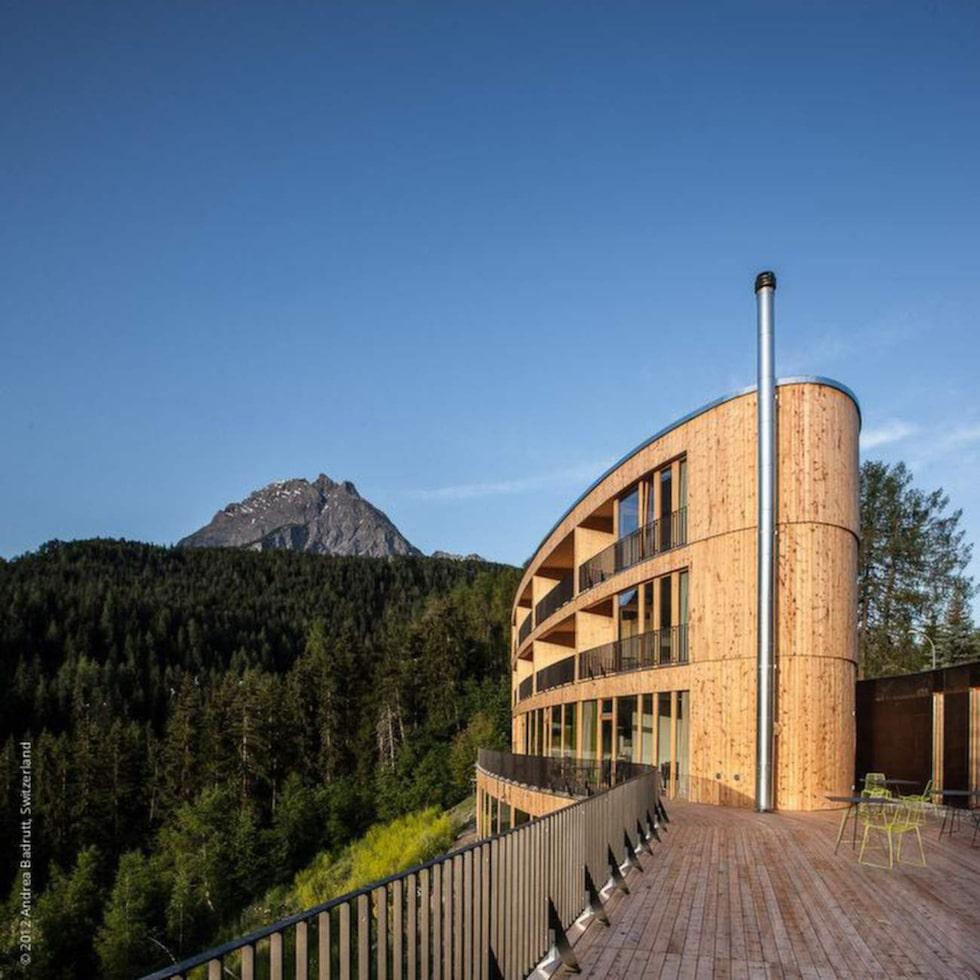 3. Hotel Arnica Scoul, Scuol, Schweiz
