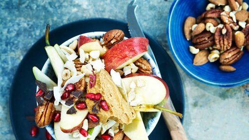 Ett bra sätt att få lite extra magnesium i frukosten