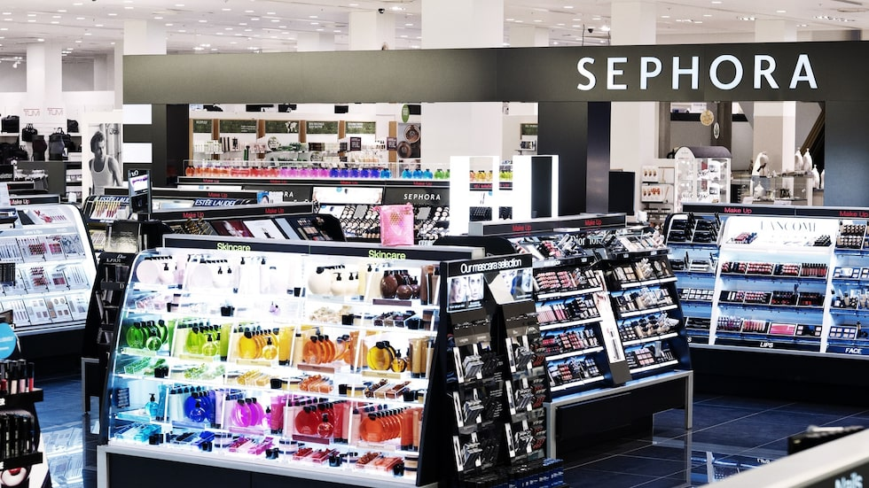 Nu kan du snart ta del av Sephora i hela landet!