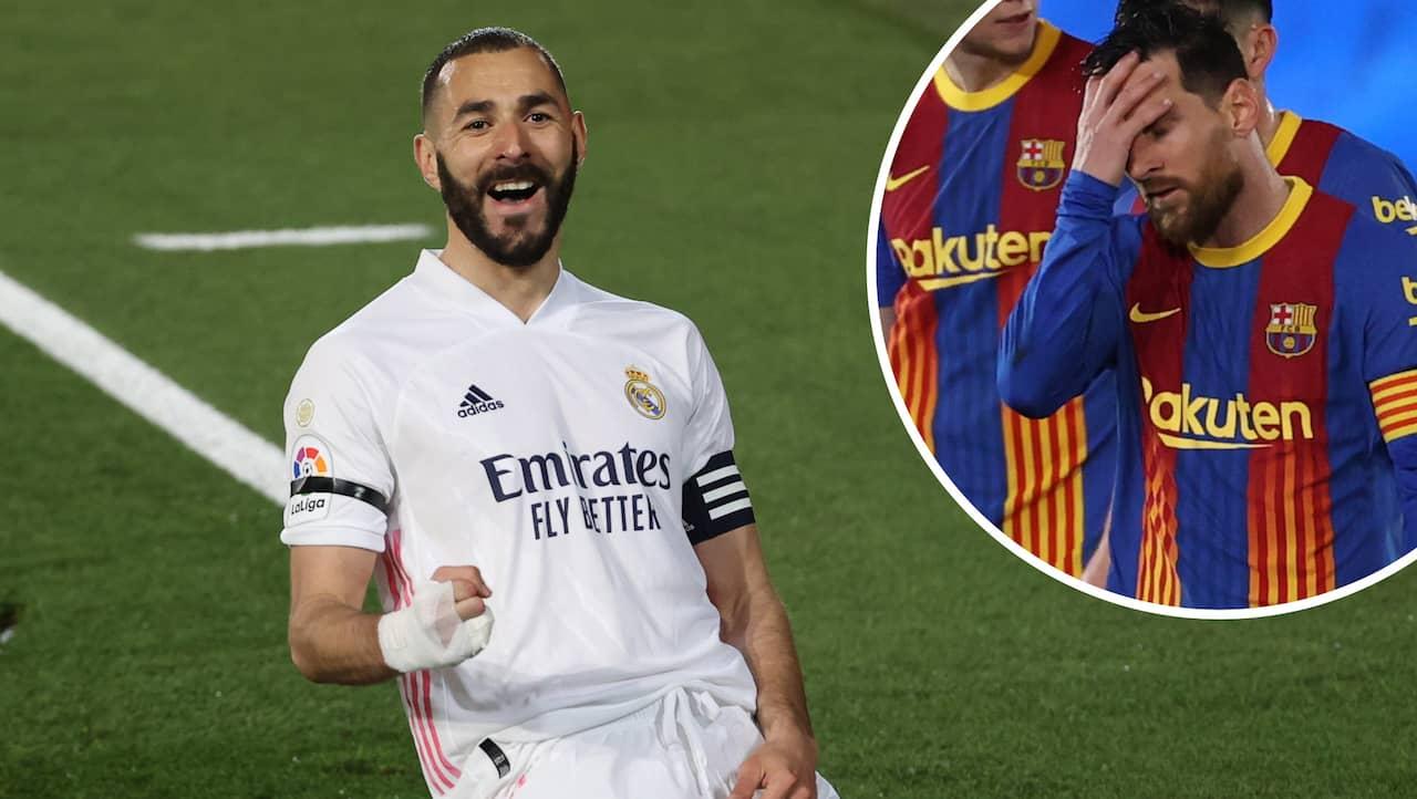 Drömmål av Benzema fullbordar superveckan
