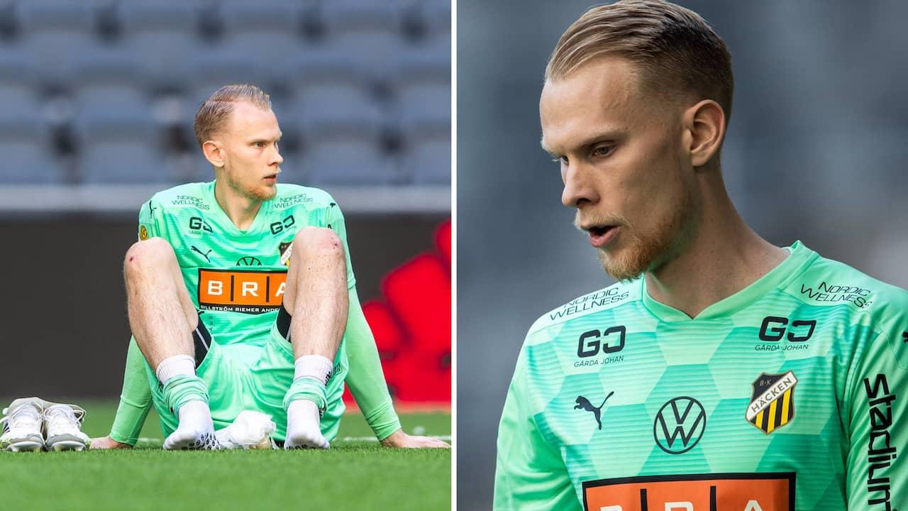 """Pontus Dahlberg om framtiden: """"Vet inte"""""""