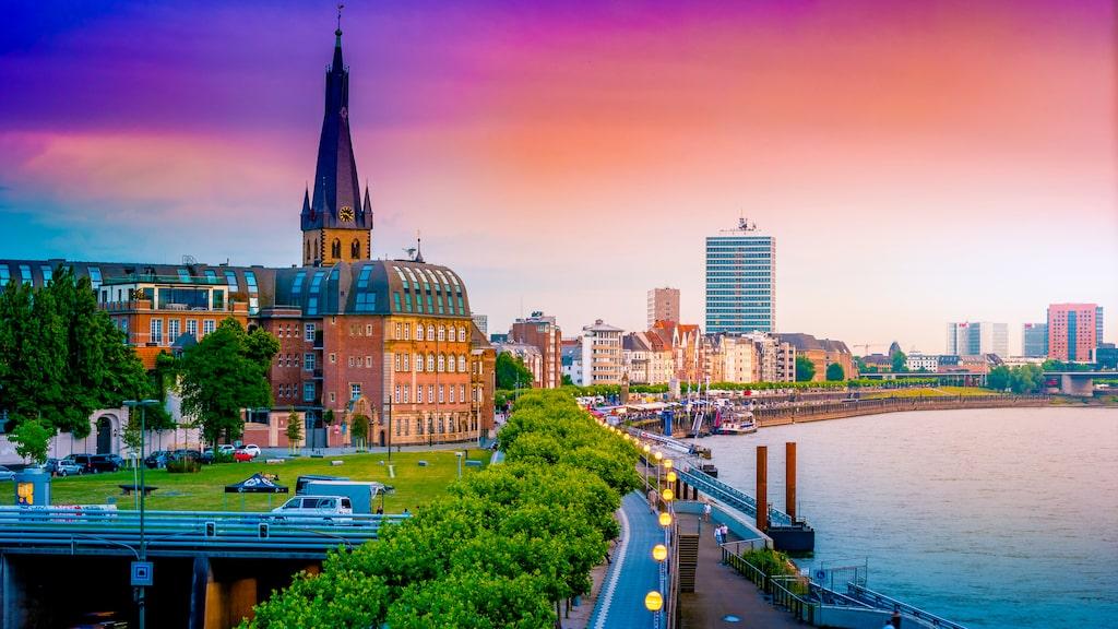 Stockholm Skavsta får en ny flyglinje till tyska Düsseldorf i mars.