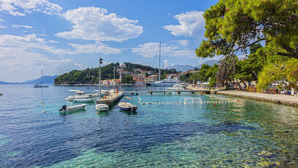 Missa inte en dagsutflykt till undersköna ön Cavtat.
