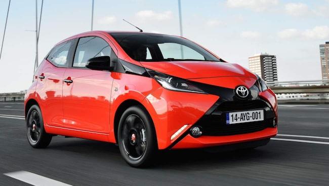 Toyota är världens mest värdefulla bilvarumärke...