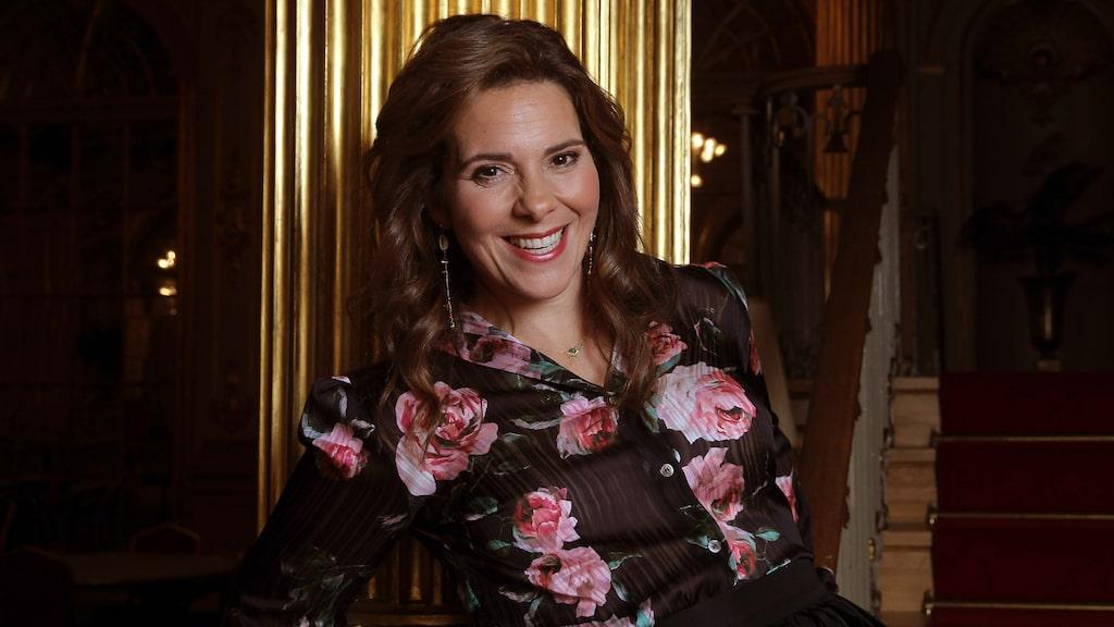 """Vanna Rosenberg är bland annat aktuell i filmen """"Tills solen går upp"""" och SVT Play-serien """"Premiärdatum oklart""""."""