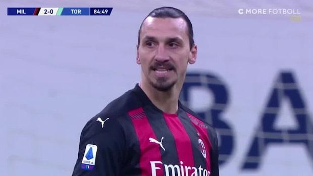 Här gör Zlatan comeback – i Milans seger