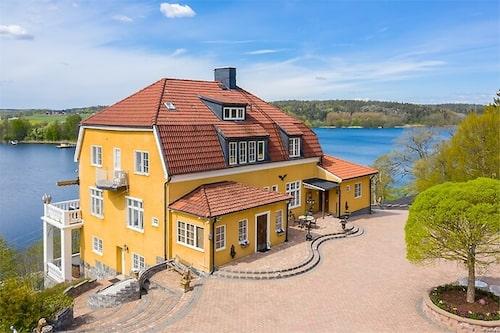 Villan är från 1910.