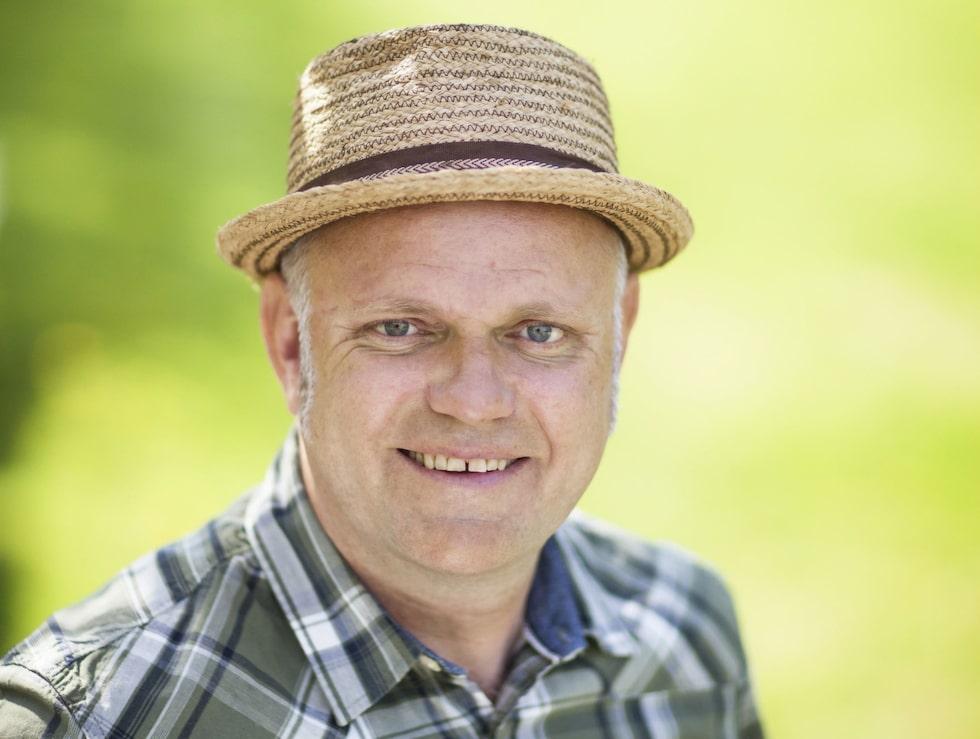 Bosse Rappne är en trädgårdsexpert med mycket erfarenhet och stor kunskap.