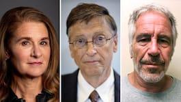 Melinda Gates träffade advokater redan efter Epstein-avs...
