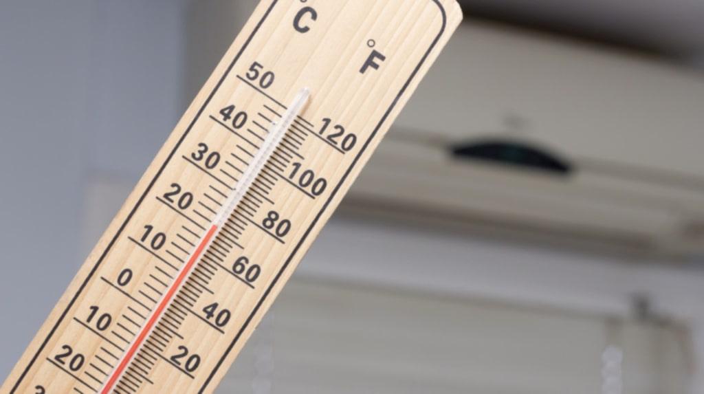 Cirka 18 grader är enligt flera studier den ultimata sovrumstemperaturen.