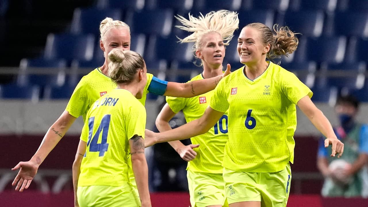 Hon var bäst i Sverige: Allt såg lekande lätt ut