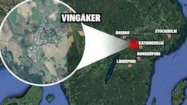 Trafikolycka i Vingåker – motorcyklist död