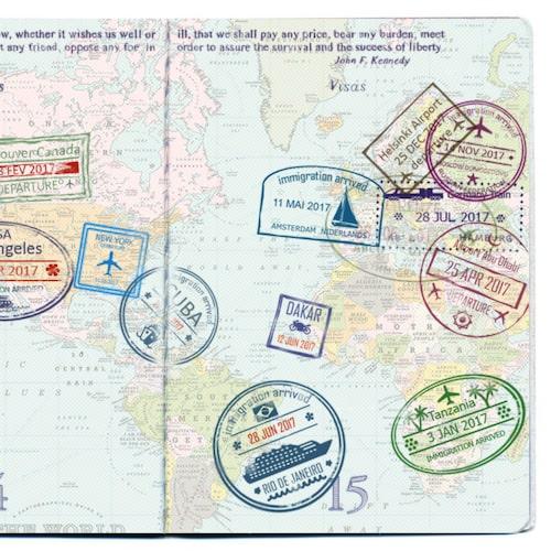 Svenskar kan besöka 187 länder utan visum.