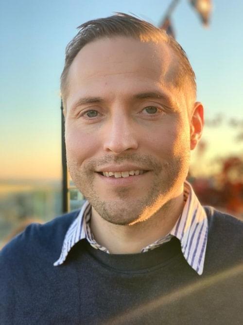 David Waskuri, legitimerad psykolog och vd för Sveapsykologerna.